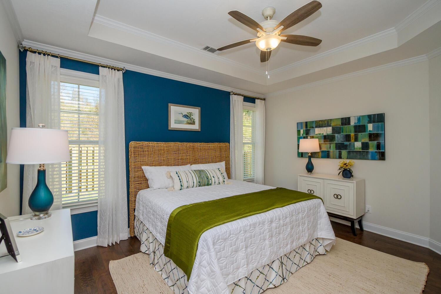 Bedroom featured in the Woodside By Ivey Residential in Augusta, SC