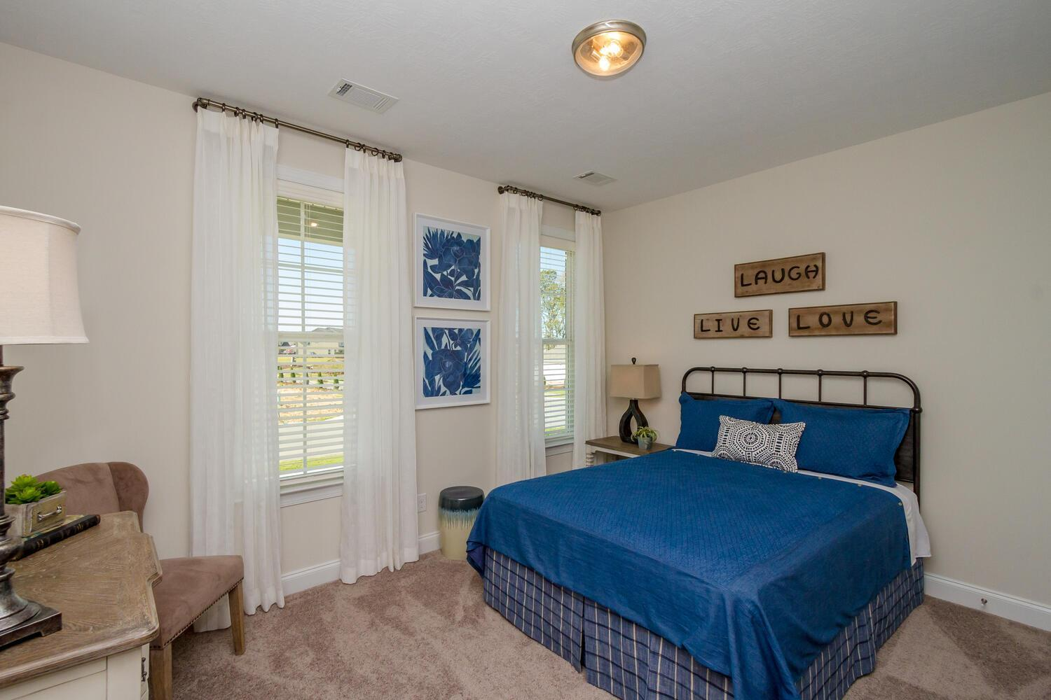 Bedroom featured in the Woodside By Ivey Residential in Augusta, GA