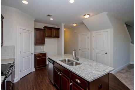 Kitchen-in-Brighton Woods 3 Bedroom Townhome-at-Brighton-in-Grovetown