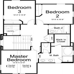 Floor Plan:Upper Level