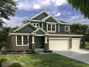 Montclair Traditional - Cranefield Estates: Clearfield, Utah - Ivory Homes