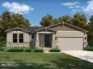 1700 Craftsman - Cranefield Estates: Clearfield, Utah - Ivory Homes