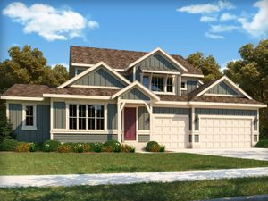 homes in Stonebrook Farms by Ivory Homes