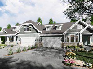 Willow Creek - Holbrook Farms Garden Villas: Lehi, Utah - Ivory Homes