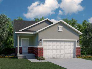 Randall - Gablers Grove Cottages: Magna, Utah - Ivory Homes