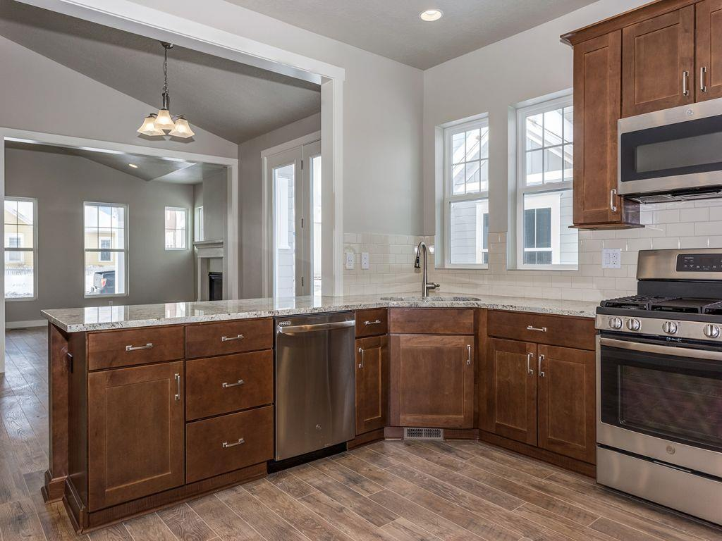 Kitchen featured in the Magnolia Craftsman By Ivory Homes in Salt Lake City-Ogden, UT