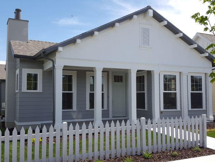 Exterior featured in the Magnolia Craftsman By Ivory Homes in Salt Lake City-Ogden, UT