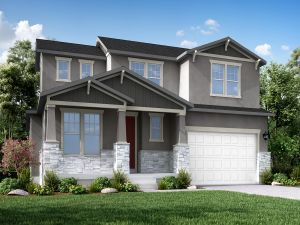 Evergreen Farms Collection by Ivory Homes in Salt Lake City-Ogden Utah