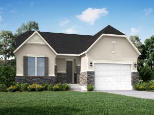 1425 Traditional - Gablers Grove Collection: Magna, Utah - Ivory Homes