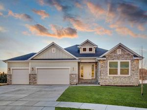 homes in Apple Blossom by Ivory Homes