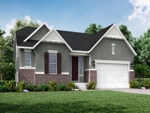 1525 Traditional - Gablers Grove Collection: Magna, Utah - Ivory Homes
