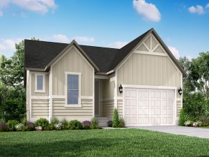 1350 Farmhouse - Gablers Grove Collection: Magna, Utah - Ivory Homes