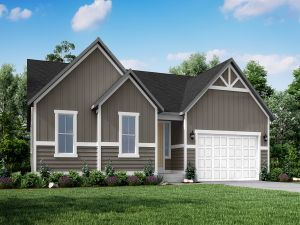 2000 Farmhouse - Gablers Grove Collection: Magna, Utah - Ivory Homes