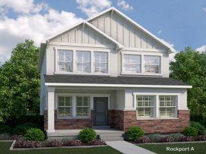 Rockport - Bingham Court: South Jordan, Utah - Ivory Homes