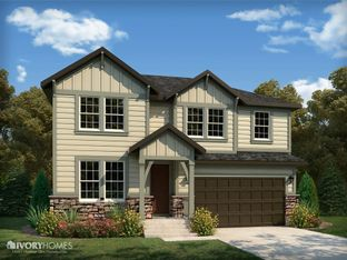Briarwood Traditional - Monarch Meadows: Clearfield, Utah - Ivory Homes