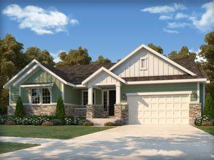 Flagstaff Farmhouse - Cranefield Estates: Clearfield, Utah - Ivory Homes