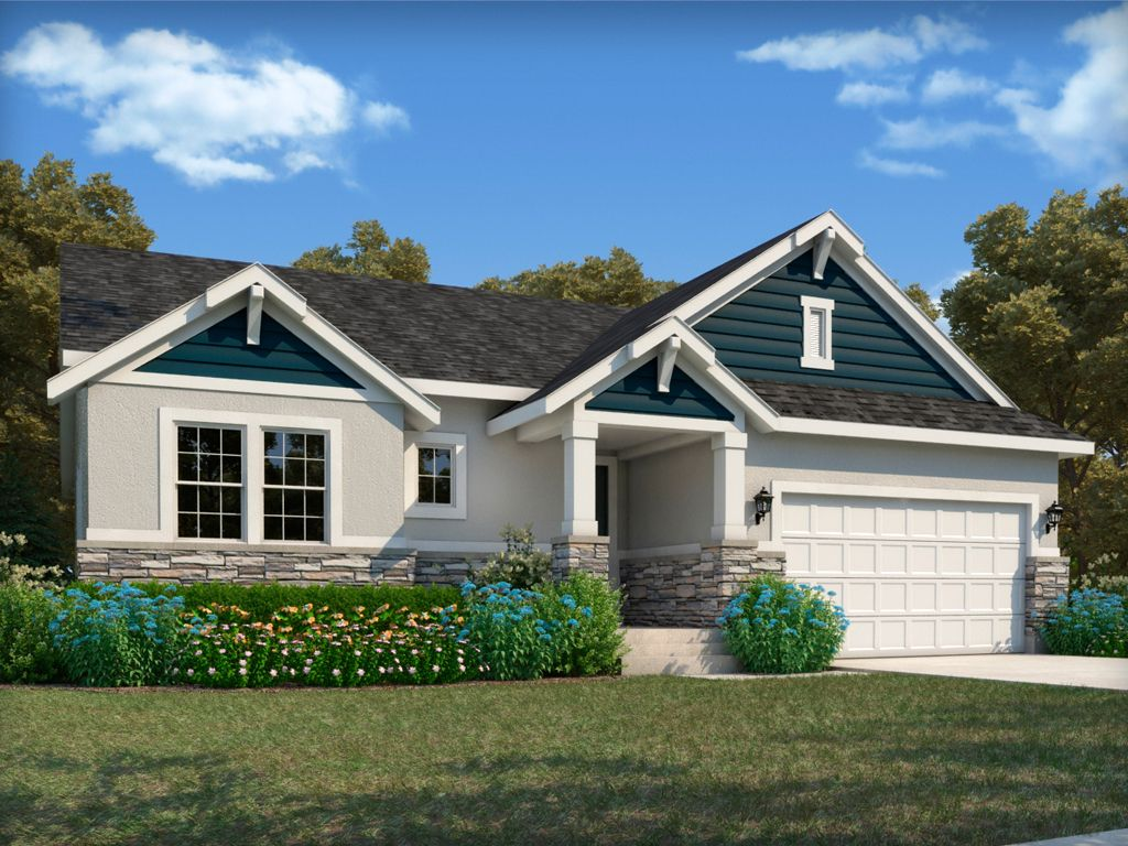 Exterior featured in the Stonebrook Traditional By Ivory Homes in Salt Lake City-Ogden, UT