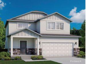 Portland - Cottages on Main: Bountiful, Utah - Ivory Homes