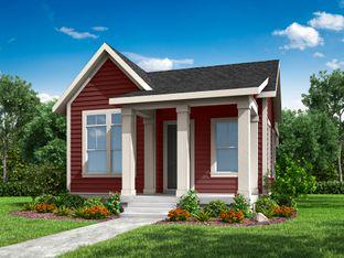 Baxter Victorian - Daybreak Cascade Village: South Jordan, Utah - Ivory Homes