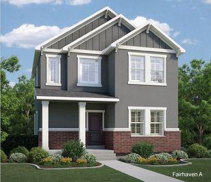 Fairhaven - Gabler's Grove Cottages: Magna, Utah - Ivory Homes