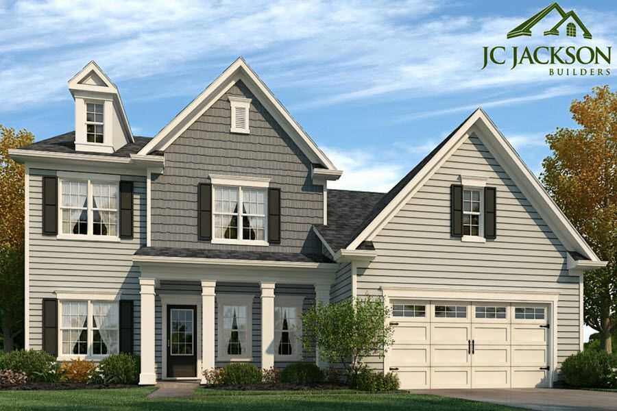 Southern Series The Charleston Home Plan By Jc Jackson Homes In On