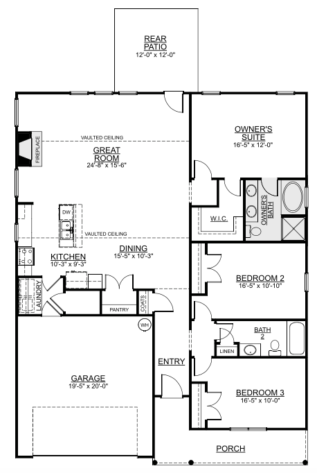 Corbin Floorplan