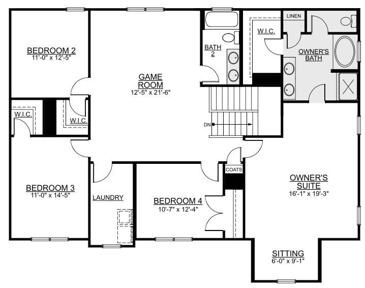 Fairfax Floorplan