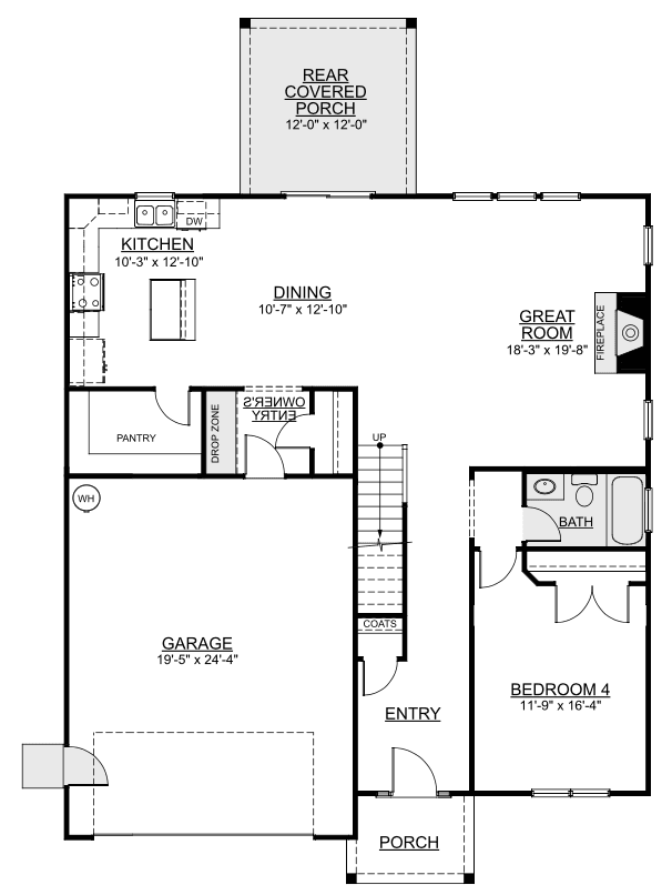 Westin Floorplan
