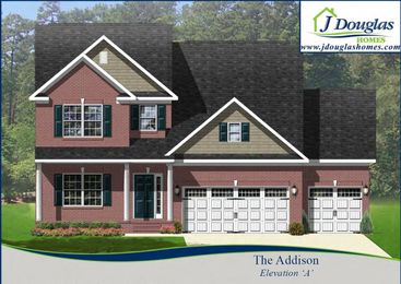 J Douglas Homes New Home Plans In Kernersville NC NewHomeSource - Bathroom remodeling kernersville nc