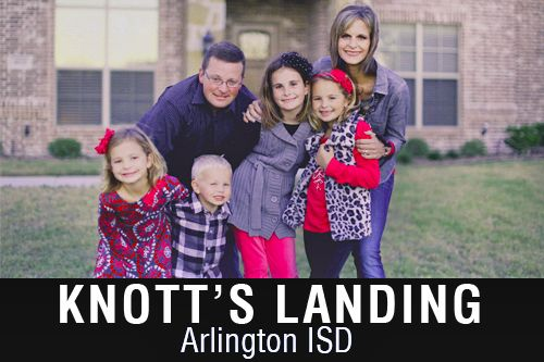 New Homes for Sale in Knott's Landing | Arlington, TX Home Builder