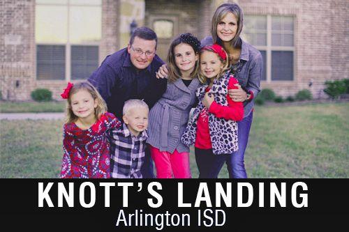 New Homes for Sale in Knott's Landing   Arlington, TX Home Builder