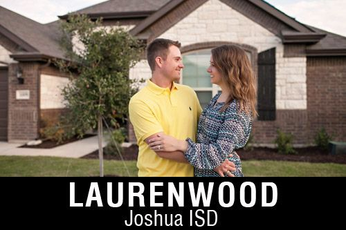 New Homes for Sale in Laurenwood | Crowley, TX Home Builder