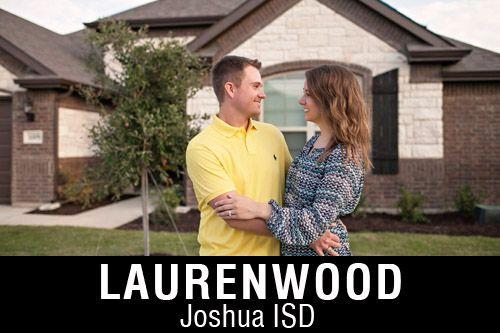 New Homes for Sale in Laurenwood   Crowley, TX Home Builder
