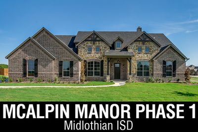 McAlpin Manor Phase 1