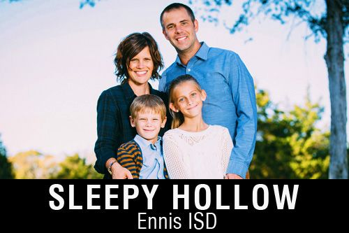 New Homes for Sale in Sleepy Hollow | Ennis, TX Home Builder