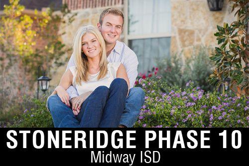 New Homes for Sale in Stoneridge   Hewitt, TX Home Builder