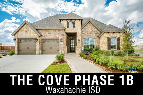 New Homes for Sale in The Cove | Waxahachie, TX Home Builder