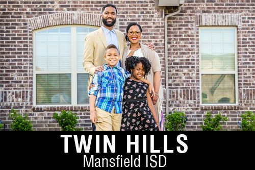 New Homes for Sale in Twin Hills | Arlington, TX Home Builder
