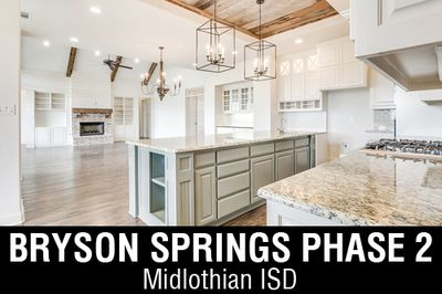 Bryson Springs Phase 2 - 1 Acre Lots