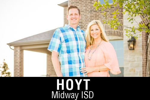 New Homes for Sale in Hoyt | Woodway, TX Home Builder