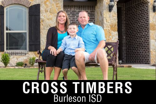 New Homes for Sale in Cross Timbers   Burleson, TX Home Builder