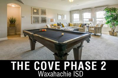 The Cove Phase 2