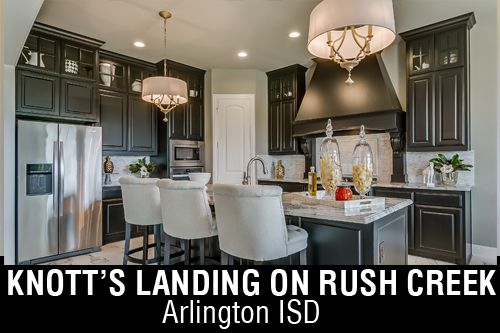 New Homes for Sale in Rush Creek | Arlington, TX Home Builder