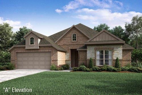Modern Farmhouse Home Exterior Design Available in Dallas Ft. Worth Waco Area