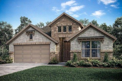 New Homes for Sale at Settler's Glen I Community in