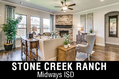 New Homes for Sale in Stone Creek Ranch | McGregor, TX Home Builder