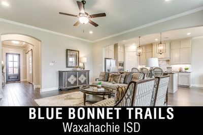 Blue Bonnet Trails