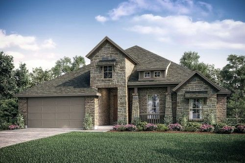 Craftsman Style Home Exterior Design Available in Dallas Ft. Worth Waco Area