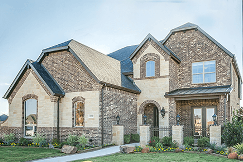 New Homes in South Pointe Phase 2 in Mansfield, TX