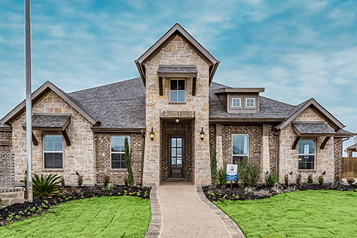 New Homes in Trails of Oakridge Phase 4 in McGregor, TX